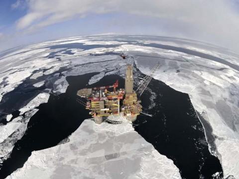 美国或放弃北极石油钻探