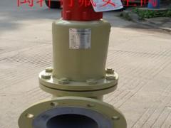 A42F46氯碱安全阀,PVC安全阀,多晶硅安全阀