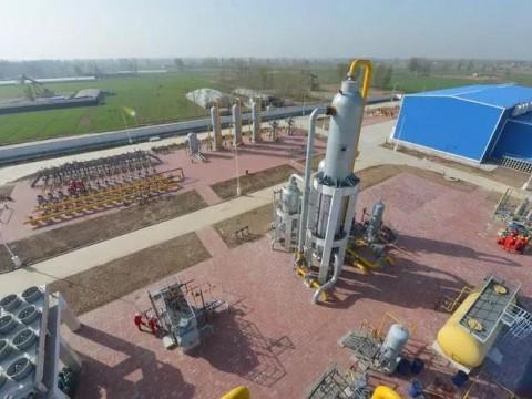 中石油储气库管理组织变化简况