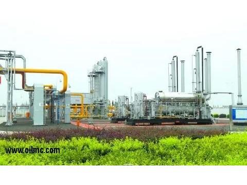 中石油加速布局储气库