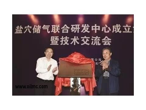 江苏井神盐化股份公司成立盐穴储气联合研发中心