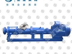 GF型不锈钢耐腐蚀单螺杆泵