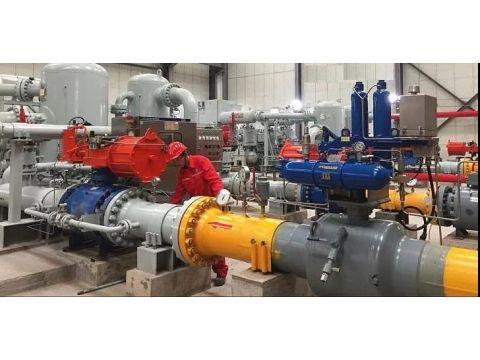 石化机械压缩机助力中国石化首座地下储气库注气创新高
