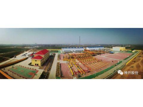 中石化文23储气库一期工程建设全面完工