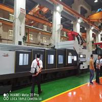台湾亚威NVP-4012龙门加工中心
