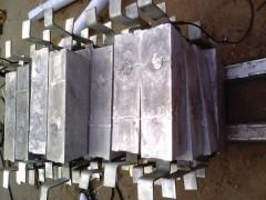 大型储罐用铝合金牺牲阳极