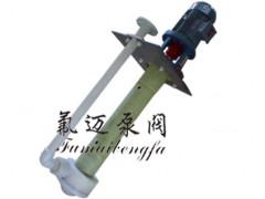 FYU耐腐耐磨砂浆泵