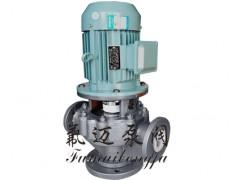 GD-F衬氟立式管道泵