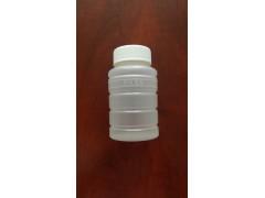 颗粒度塑料取样瓶 120ml广口瓶 加强环