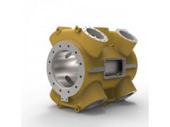 缸体(往复式压缩机-配件-重压厂-CCF-重庆气体压缩机)