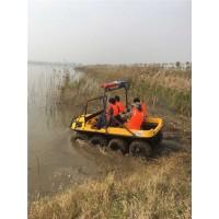 霸王龙森防救援水陆两栖车八轮驱动强劲水陆两栖车