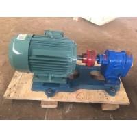 高压齿轮泵2CY重油泵燃烧器泵增压油泵