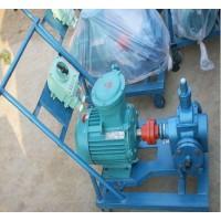 圆弧齿轮泵YCB润滑油泵增压泵液压泵