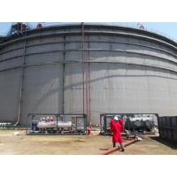 石油储罐自动清洗施工方案