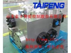 泰丰液压厂家生产直销锻造机械插装阀