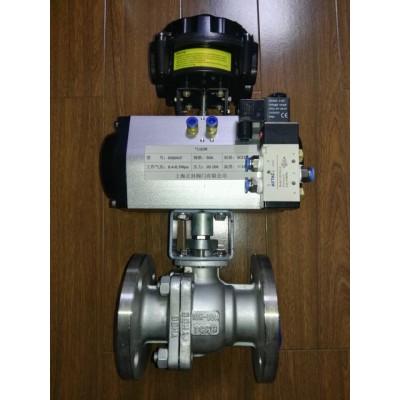 日本KTM气动球阀,日本KTM高压气动球阀