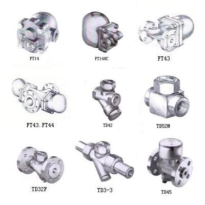 英国斯派莎克浮球式疏水阀  FT14、FT44疏水阀