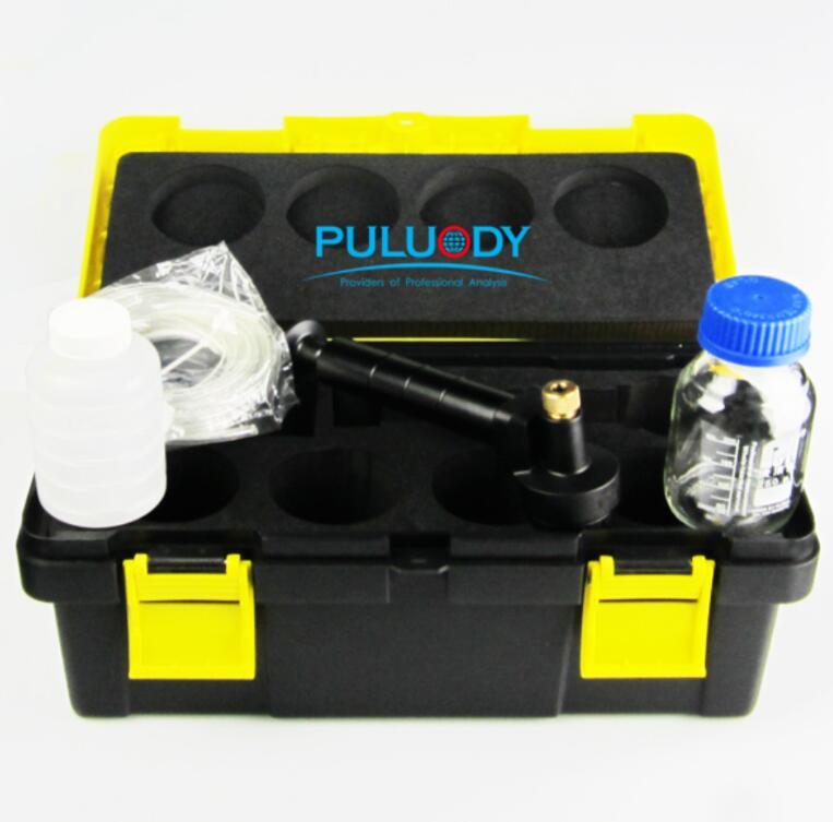 供应普洛帝 油液取样器工具箱配套