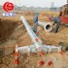电力钢管杆基础电力基础工程电力钢杆打桩机